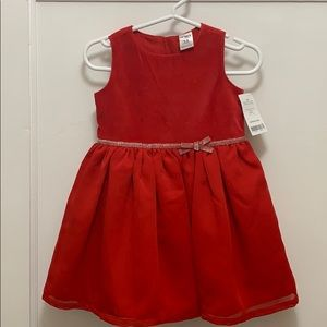 Red Holiday Dress for girls